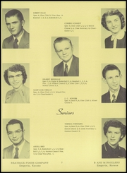 Page 13, 1954 Edition, Olpe Rural High School - Eagle Yearbook (Olpe, KS) online yearbook collection