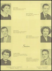 Page 14, 1954 Edition, Olpe Rural High School - Eagle Yearbook (Olpe, KS) online yearbook collection