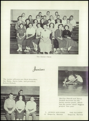 Page 16, 1954 Edition, Olpe Rural High School - Eagle Yearbook (Olpe, KS) online yearbook collection