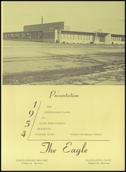 Page 7, 1954 Edition, Olpe Rural High School - Eagle Yearbook (Olpe, KS) online yearbook collection