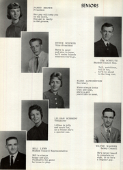 Page 10, 1961 Edition, Olpe Rural High School - Eagle Yearbook (Olpe, KS) online yearbook collection