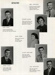 Page 11, 1961 Edition, Olpe Rural High School - Eagle Yearbook (Olpe, KS) online yearbook collection
