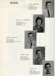 Page 12, 1961 Edition, Olpe Rural High School - Eagle Yearbook (Olpe, KS) online yearbook collection