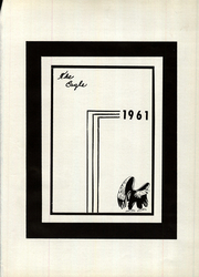Page 6, 1961 Edition, Olpe Rural High School - Eagle Yearbook (Olpe, KS) online yearbook collection
