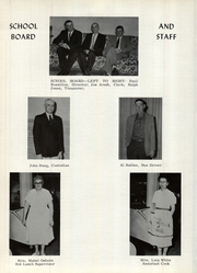 Page 8, 1961 Edition, Olpe Rural High School - Eagle Yearbook (Olpe, KS) online yearbook collection