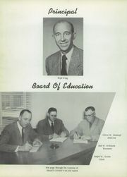 Page 14, 1953 Edition, Grant County Rural High School - Tiger Yearbook (Ulysses, KS) online yearbook collection