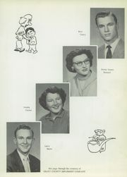 Page 17, 1953 Edition, Grant County Rural High School - Tiger Yearbook (Ulysses, KS) online yearbook collection