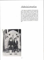 Page 11, 1962 Edition, Grant County Rural High School - Tiger Yearbook (Ulysses, KS) online yearbook collection