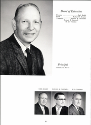 Page 12, 1962 Edition, Grant County Rural High School - Tiger Yearbook (Ulysses, KS) online yearbook collection