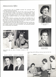 Page 13, 1962 Edition, Grant County Rural High School - Tiger Yearbook (Ulysses, KS) online yearbook collection