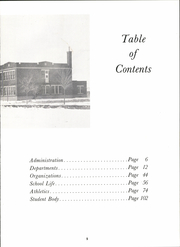 Page 9, 1962 Edition, Grant County Rural High School - Tiger Yearbook (Ulysses, KS) online yearbook collection