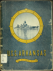 Page 1, 1944 Edition, Arkansas (BB 33) - Naval Cruise Book online yearbook collection