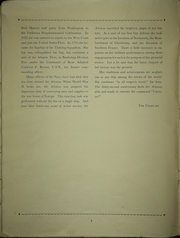 Page 10, 1944 Edition, Arkansas (BB 33) - Naval Cruise Book online yearbook collection