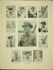 Page 11, 1944 Edition, Arkansas (BB 33) - Naval Cruise Book online yearbook collection