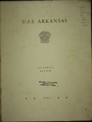 Page 3, 1944 Edition, Arkansas (BB 33) - Naval Cruise Book online yearbook collection