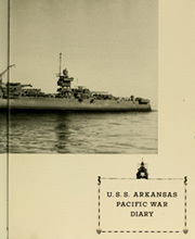 Page 7, 1945 Edition, Arkansas (BB 33) - Naval Cruise Book online yearbook collection