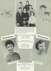 Page 13, 1956 Edition, Natoma High School - Tiger Yearbook (Natoma, KS) online yearbook collection