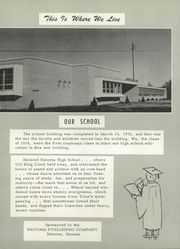 Page 8, 1956 Edition, Natoma High School - Tiger Yearbook (Natoma, KS) online yearbook collection