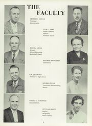 Page 17, 1957 Edition, Natoma High School - Tiger Yearbook (Natoma, KS) online yearbook collection