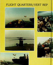 Page 86, 1984 Edition, Arkansas (CGN 41) - Naval Cruise Book online yearbook collection