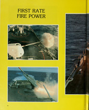 Page 88, 1984 Edition, Arkansas (CGN 41) - Naval Cruise Book online yearbook collection