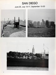 Page 12, 1990 Edition, Arkansas (CGN 41) - Naval Cruise Book online yearbook collection