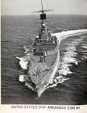 Page 6, 1990 Edition, Arkansas (CGN 41) - Naval Cruise Book online yearbook collection