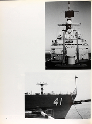 Page 8, 1990 Edition, Arkansas (CGN 41) - Naval Cruise Book online yearbook collection