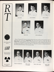 Page 12, 1994 Edition, Arkansas (CGN 41) - Naval Cruise Book online yearbook collection