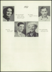 Page 12, 1951 Edition, College High School - Comet Yearbook (Pittsburg, KS) online yearbook collection