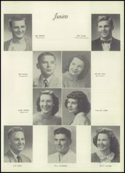Page 13, 1951 Edition, College High School - Comet Yearbook (Pittsburg, KS) online yearbook collection