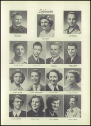 Page 15, 1951 Edition, College High School - Comet Yearbook (Pittsburg, KS) online yearbook collection