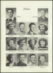 Page 16, 1951 Edition, College High School - Comet Yearbook (Pittsburg, KS) online yearbook collection