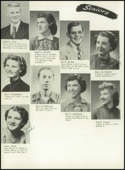 Page 10, 1953 Edition, College High School - Comet Yearbook (Pittsburg, KS) online yearbook collection