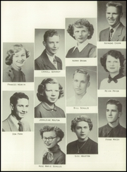 Page 15, 1953 Edition, College High School - Comet Yearbook (Pittsburg, KS) online yearbook collection