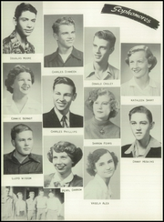 Page 16, 1953 Edition, College High School - Comet Yearbook (Pittsburg, KS) online yearbook collection