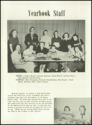 Page 6, 1953 Edition, College High School - Comet Yearbook (Pittsburg, KS) online yearbook collection