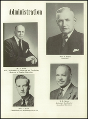 Page 7, 1953 Edition, College High School - Comet Yearbook (Pittsburg, KS) online yearbook collection