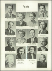 Page 8, 1953 Edition, College High School - Comet Yearbook (Pittsburg, KS) online yearbook collection