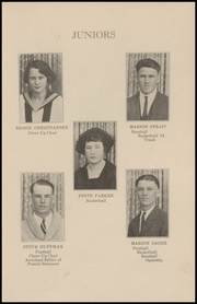 Page 11, 1925 Edition, Brewster High School - Bulldog Yearbook (Brewster, KS) online yearbook collection