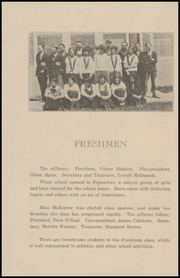 Page 14, 1925 Edition, Brewster High School - Bulldog Yearbook (Brewster, KS) online yearbook collection