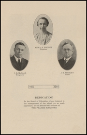Page 5, 1925 Edition, Brewster High School - Bulldog Yearbook (Brewster, KS) online yearbook collection