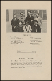 Page 6, 1925 Edition, Brewster High School - Bulldog Yearbook (Brewster, KS) online yearbook collection