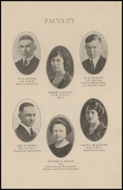 Page 7, 1925 Edition, Brewster High School - Bulldog Yearbook (Brewster, KS) online yearbook collection