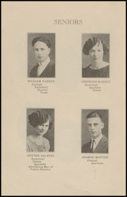 Page 8, 1925 Edition, Brewster High School - Bulldog Yearbook (Brewster, KS) online yearbook collection
