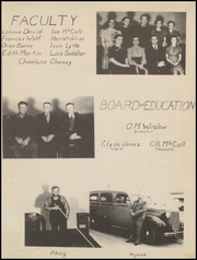 Page 9, 1940 Edition, Brewster High School - Bulldog Yearbook (Brewster, KS) online yearbook collection