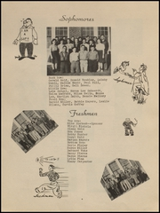 Page 10, 1945 Edition, Brewster High School - Bulldog Yearbook (Brewster, KS) online yearbook collection