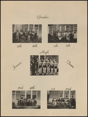 Page 11, 1945 Edition, Brewster High School - Bulldog Yearbook (Brewster, KS) online yearbook collection