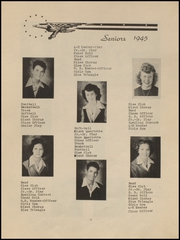 Page 7, 1945 Edition, Brewster High School - Bulldog Yearbook (Brewster, KS) online yearbook collection