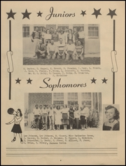 Page 10, 1949 Edition, Brewster High School - Bulldog Yearbook (Brewster, KS) online yearbook collection